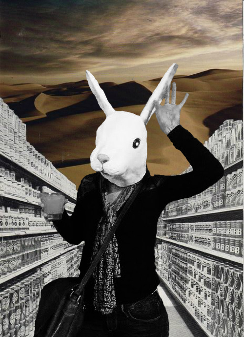 pale legroupe pale music pale band lapin masque rabbit head 50
